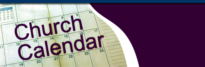 Church Calendar of Events Events | General Church